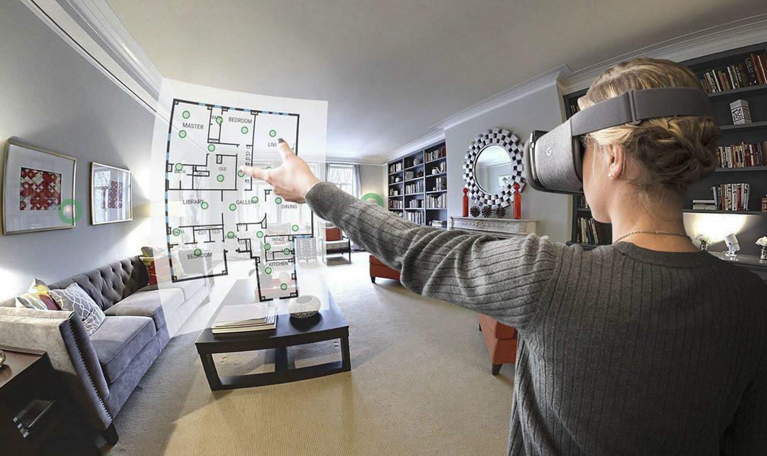 La Réalité Virtuelle : Le futur de l'immobilier